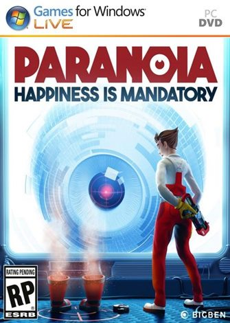 Paranoia: Happiness is Mandatory (2019) PC Full