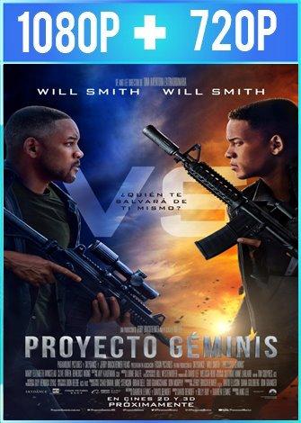 Proyecto Géminis (2019) HD 1080p y 720p Latino Dual