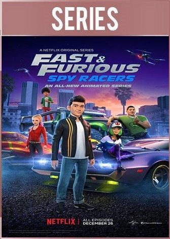 Rápidos y furiosos: Espías al volante Temporada 1 HD 720p Latino Dual