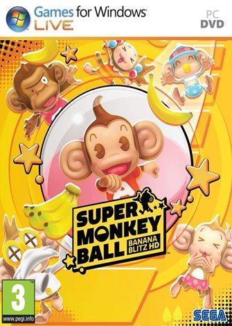 Super Monkey Ball: Banana Blitz HD (2019) PC Full Español