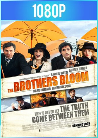 The Brothers Bloom [Estafa de amor] (2008) HD 1080p Latino Dual