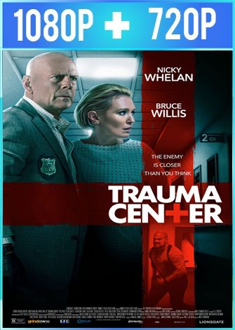 Trauma Center (2019) HD 1080p y 720p Latino Dual