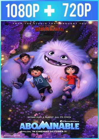 Un amigo abominable (2019) HD 1080p y 720p Latino Dual