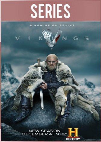 Vikingos Temporada 6 HD 720p Latino Dual