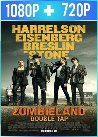 Zombieland: Tiro de gracia (2019) HD 1080p y 720p Latino Dual
