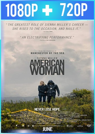 American Woman [La mujer americana] (2018) HD 1080p y 720p Latino Dual