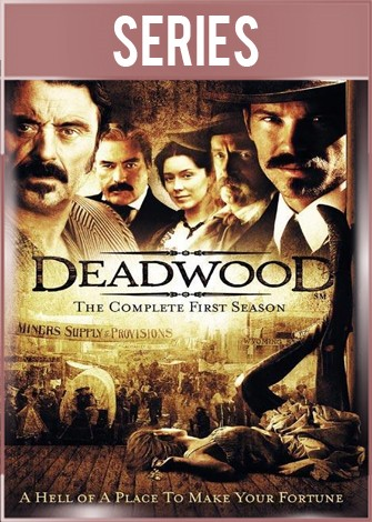 Deadwood Temporada 1 Completa HD 720p Latino Dual