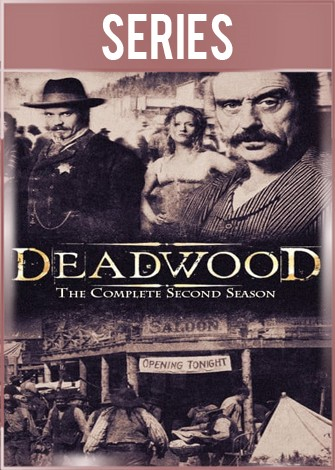 Deadwood Temporada 2 Completa HD 720p Latino Dual