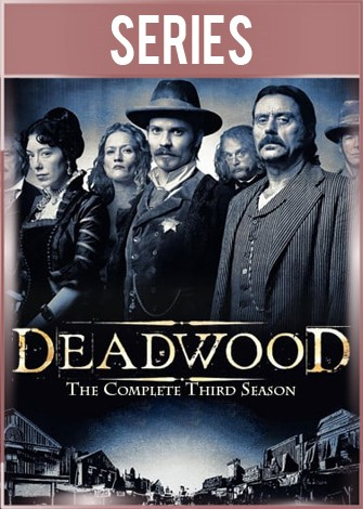 Deadwood Temporada 3 Completa HD 720p Latino Dual