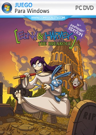 Edna and Harvey The Breakout Anniversary Edition (2019) PC Full