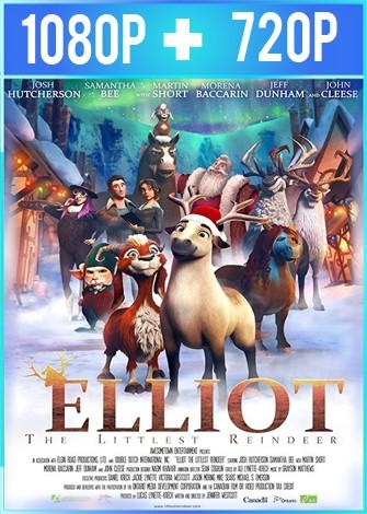 Elliot el Pequeño Reno (2018) HD 1080p y 720p Latino Dual