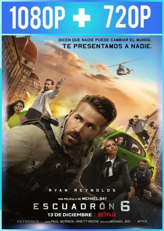 Escuadrón 6 (2019) HD 1080p y 720p Latino Dual