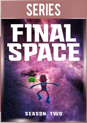 Final Space Temporada 2 Completa HD 1080p Latino Dual