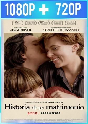 Historia de Un Matrimonio (2019) HD 1080p y 720p Latino Dual