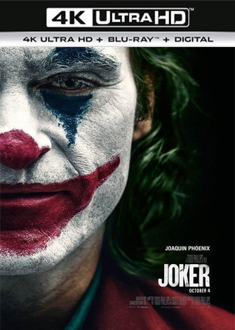 Joker (2019) 4K Ultra HD Latino Dual