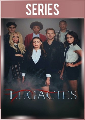 Legacies Temporada 2 HD 720p Latino Dual