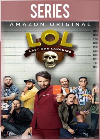 LOL: Last One Laughing Temporada 2 HD 720p Latino