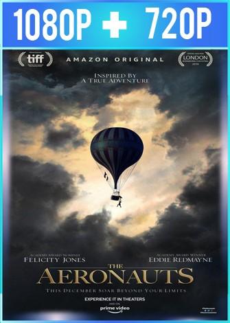 Los Aeronautas (2019) HD 1080p y 720p Latino Dual