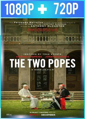 Los Dos Papas (2019) HD 1080p y 720p Latino Dual