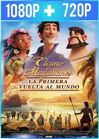 Magallanes: La primera vuelta al mundo (2019) HD 1080p y 720p Castellano