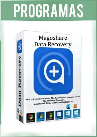 Magoshare Data Recovery Enterprise Versión 4.0 Full