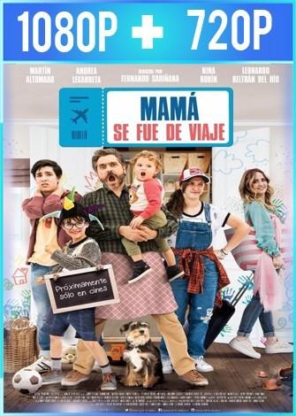 Mamá se fue de viaje (2019) HD 1080p y 720p Latino