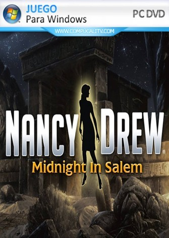 Nancy Drew Midnight in Salem (2019) PC Full