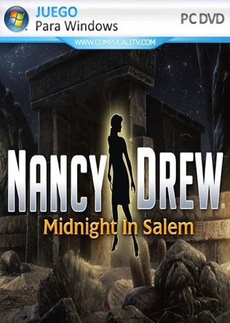 Nancy Drew Midnight in Salem (2019) PC Full