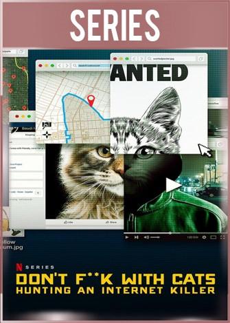 No te metas con los gatos: Un asesino en Internet Temporada 1 Completa HD 720p Latino Dual