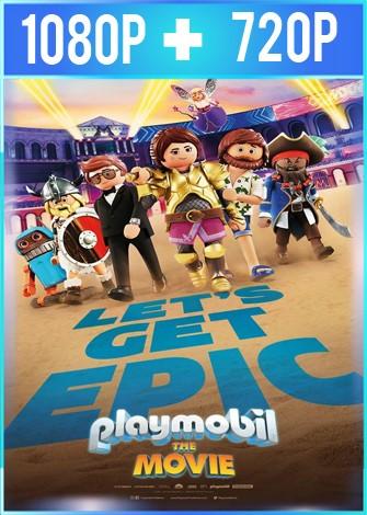 Playmobil La Película (2019) HD 1080p y 720p Latino Dual
