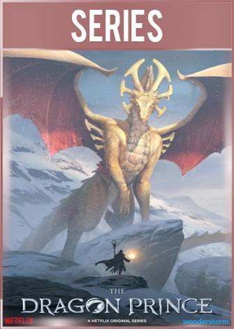 Príncipe de los dragones Temporada 3 Completa HD 720p Latino Dual
