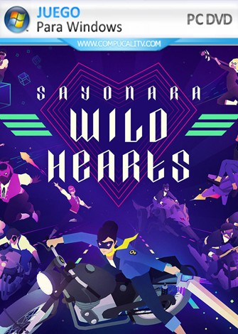Sayonara Wild Hearts (2019) PC Full Español