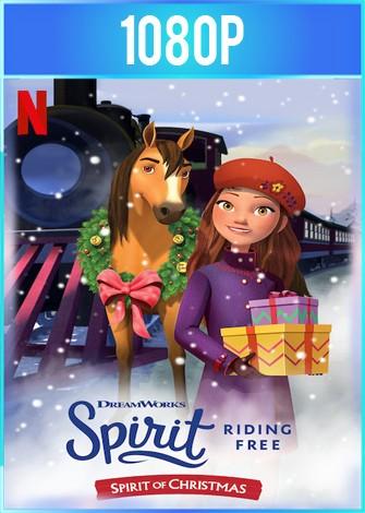 Spirit - Cabalgando libre Una Navidad con Spirit (2019) HD 1080p Latino Dual