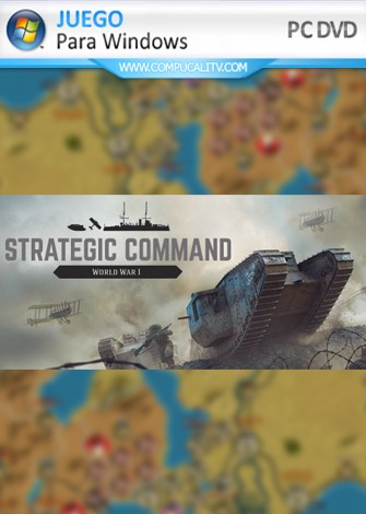 Strategic Command World War I (2019) PC Full Español