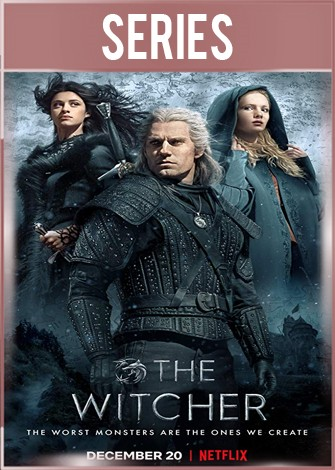 The Witcher Temporada 1 Completa HD 720p Latino Dual