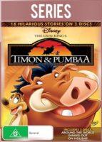 Timón y Pumba Serie Completa HD 720p Latino Dual