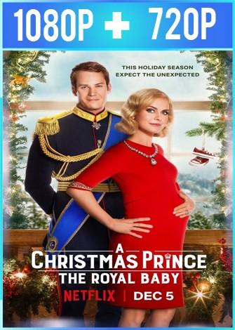 Un príncipe de Navidad: Bebé real (2019) HD 1080p y 720p Latino Dual