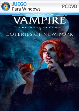 Vampire The Masquerade Coteries of New York (2019) PC Full