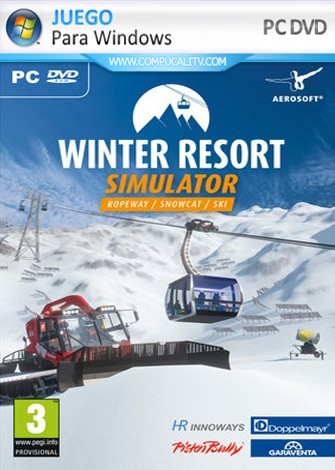 Winter Resort Simulator (2019) PC Full Español