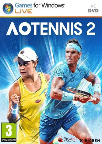 AO Tennis 2 (2020) PC Full Español