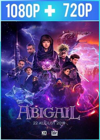 Abigail: ciudad fantástica (2019) HD 1080p y 720p Latino Dual