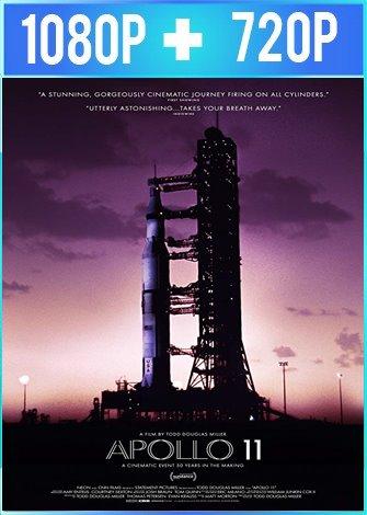 Apolo 11 Primeros pasos (2019) HD 1080p y 720p Latino Dual