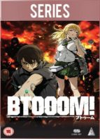 Btooom! Temporada 1 Completa HD 720p Latino Dual