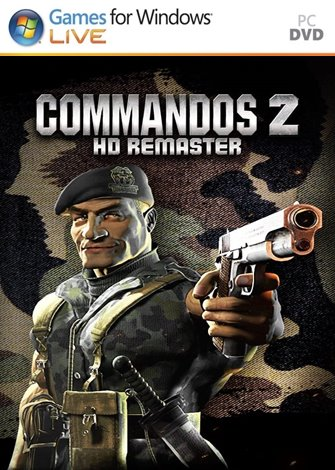 Commandos 2 - HD Remaster (2020) PC Full Español