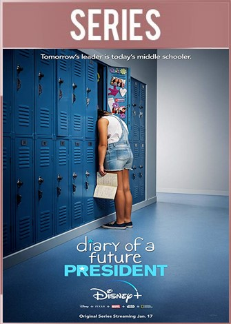 Diary of a Future President Temporada 1 HD 720p Latino Dual