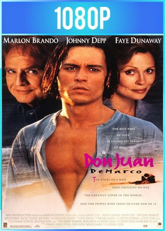 Don Juan DeMarco (1994) HD 1080p Latino Dual