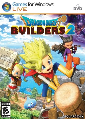 Dragon Quest Builders 2 PC Full Español