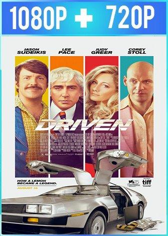 Driven: El origen de la leyenda (2018) HD 1080p y 720p Latino Dual