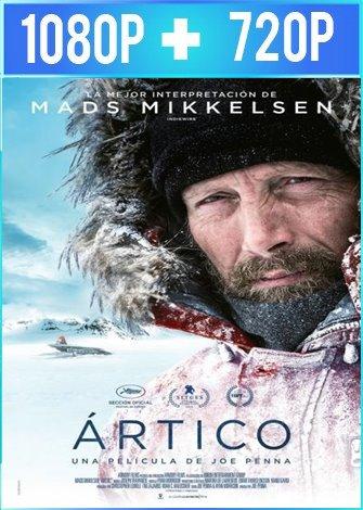 El Ártico [Artic] (2018) HD 1080p y 720p Latino Dual