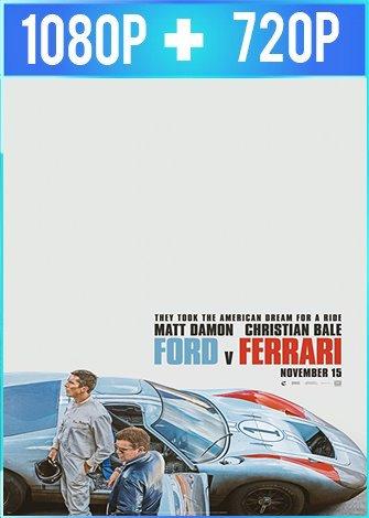 Ford v Ferrari [Contra lo imposible] (2019) HD 1080p y 720p Latino Dual